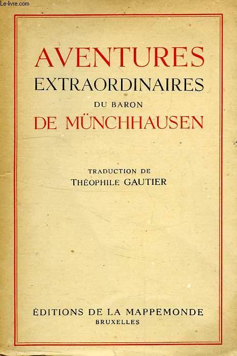 AVENTURES EXTRAORDINAIRES DU BARON DE MUNCHHAUSEN