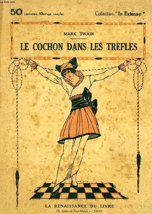 LE COCHON DANS LES TREFLES