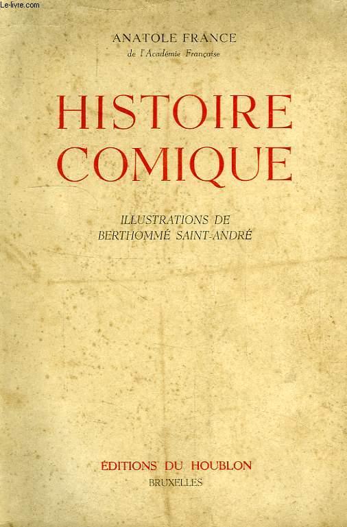 HISTOIRE COMIQUE