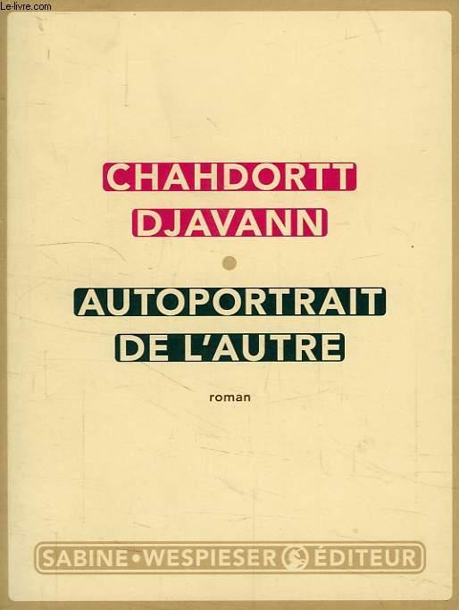 AUTOPORTRAIT DE L'AUTRE