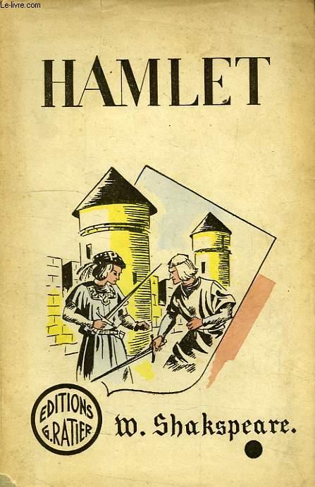 HAMLET, DRAME EN 5 ACTES