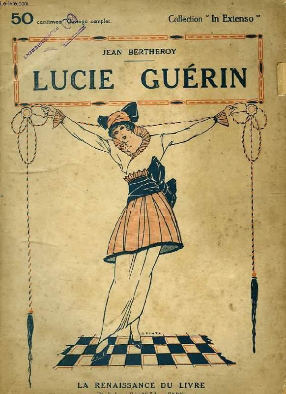 LUCIE GUERIN, MARQUISE DE PONTS