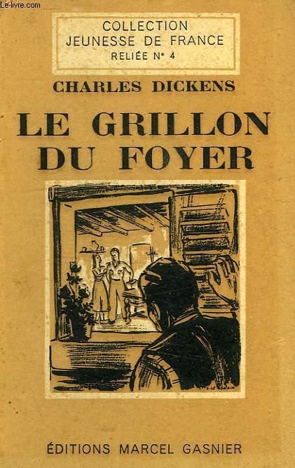 LE GRILLON DU FOYER, CONTE DE NOEL