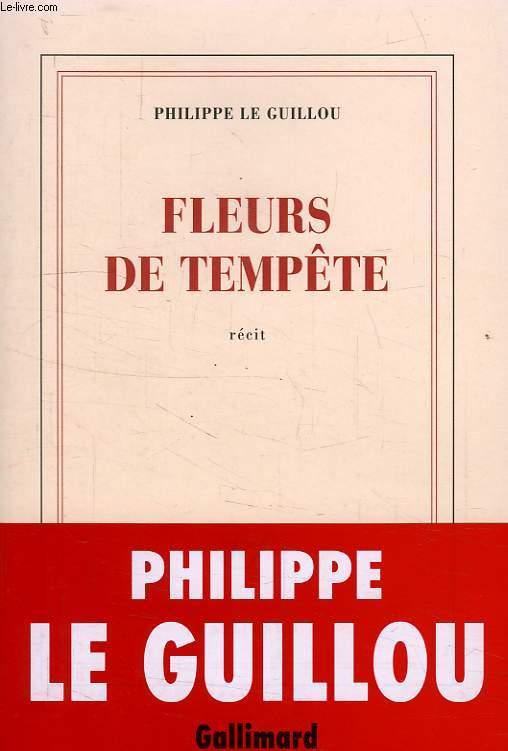 FLEURS DE TEMPETE
