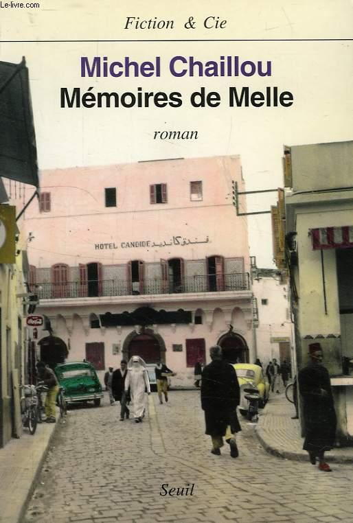 MEMOIRES DE MELLE