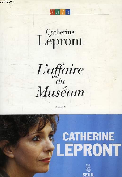 L'AFFAIRE DU MUSEUM