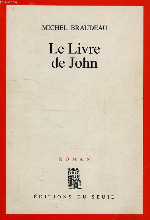 LE LIVRE DE JOHN