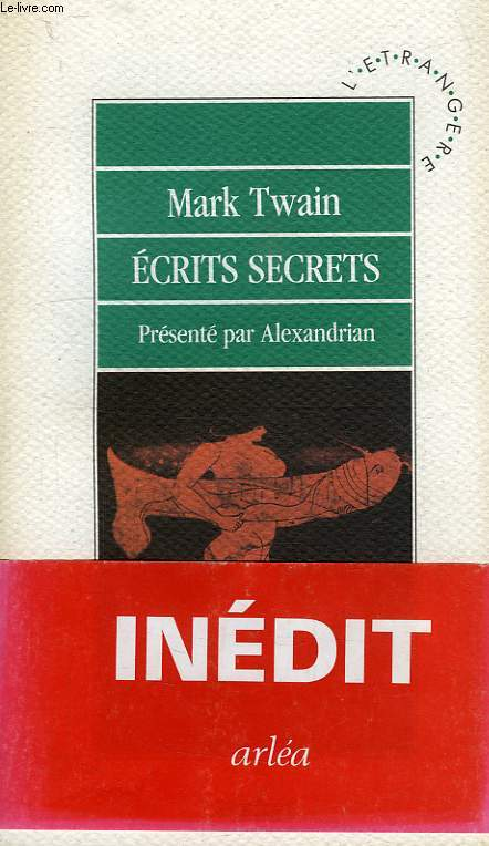 ECRITS SECRETS
