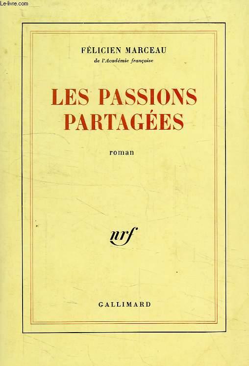 LES PASSOINS PARTAGEES