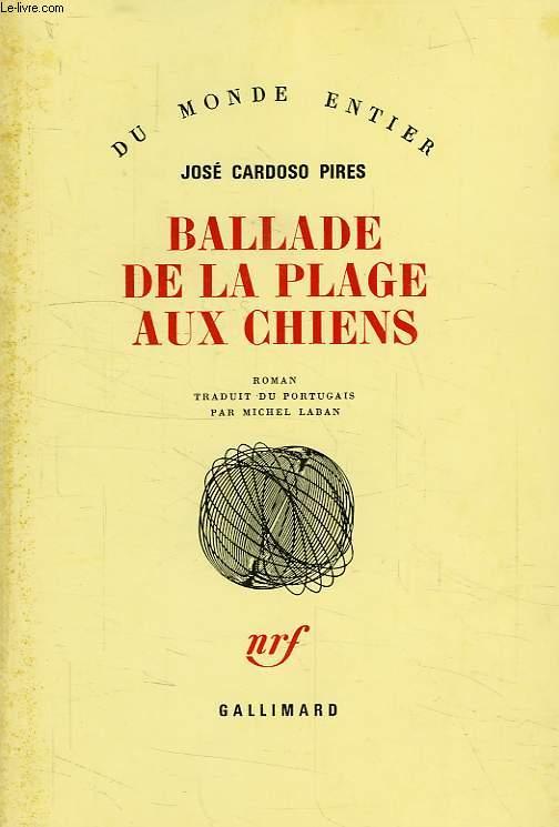 BALLADE DE LA PLAGE AUX CHIENS