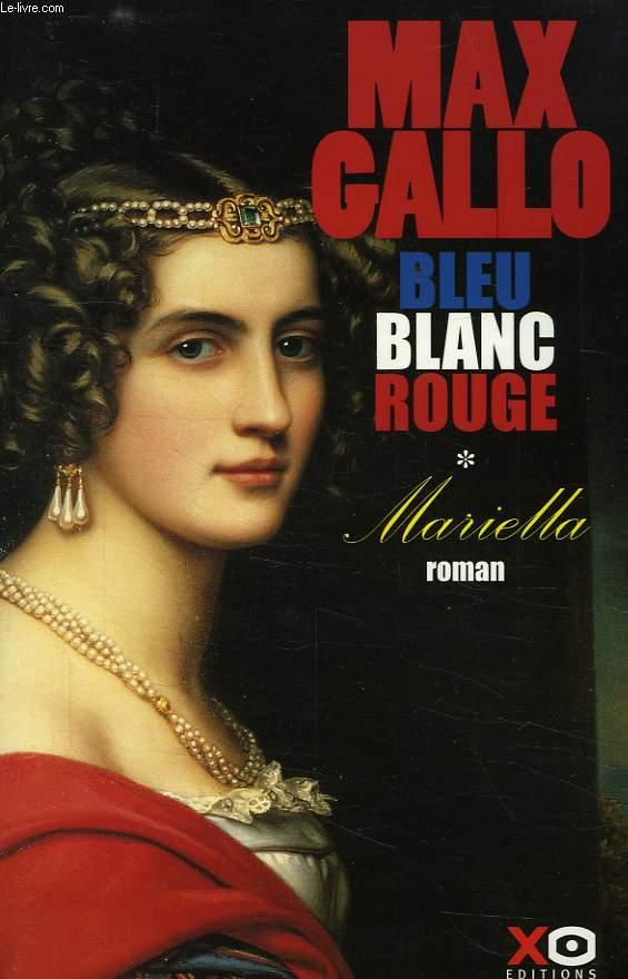 BLEU BLANC ROUGE, TOME I, MARIELLA
