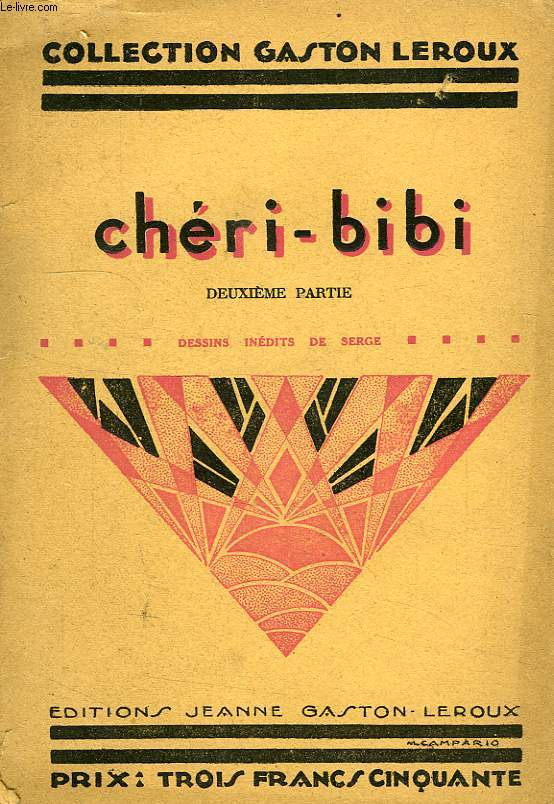 CHERI-BIBI, 2e PARTIE
