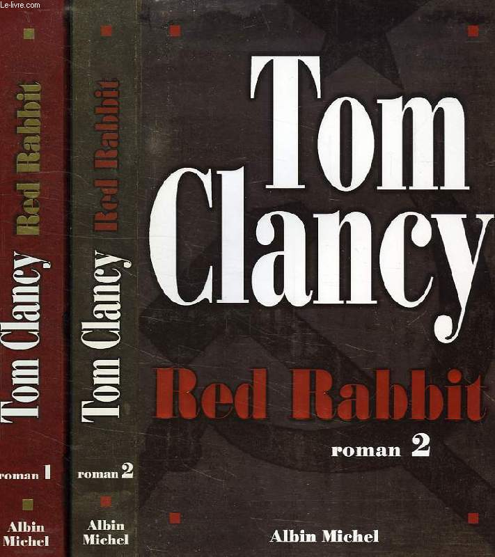 RED RABBIT, 2 TOMES