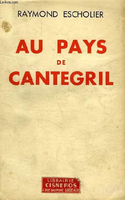 AU PAYS DE CANTEGRIL