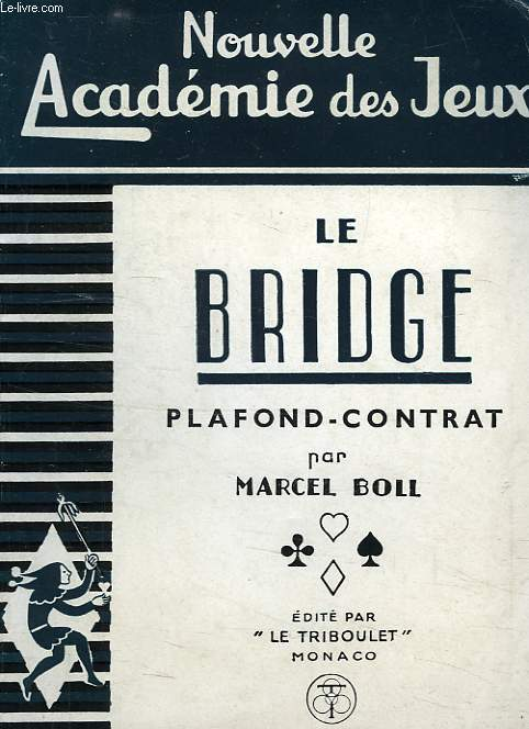 LE BRIDGE, PLAFOND-CONTRAT