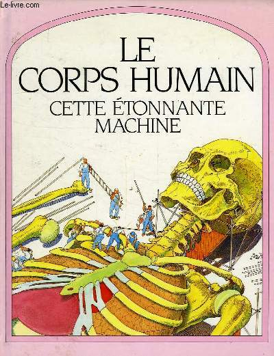 Livres occasion anatomie humaine en stock dans nos for Interieur corps humain