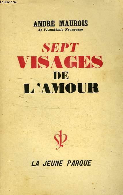 SEPT VISAGES DE L'AMOUR