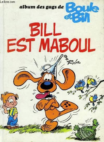 BILL EST MABOUL