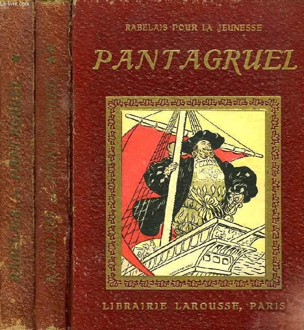 PANTAGRUEL, 2 TOMES