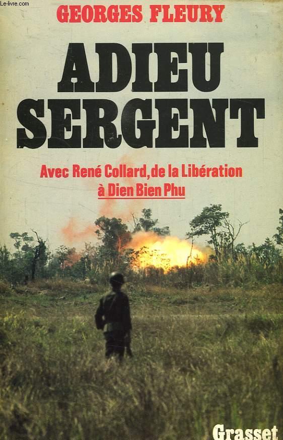 ADIEU SERGENT