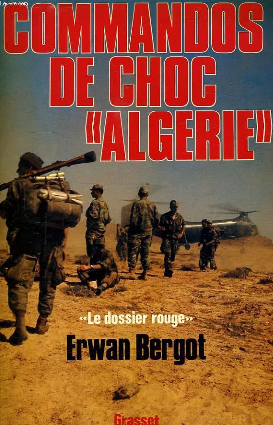 COMMANDOS DE CHOC 'ALGERIE'