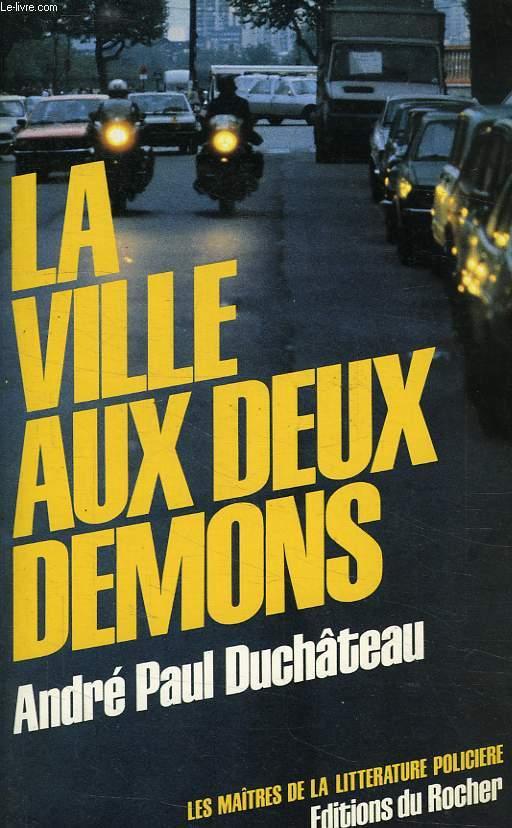 LA VILLE AUX DEUX DEMONS