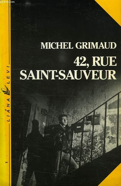 42, RUE SAINT-SAUVEUR