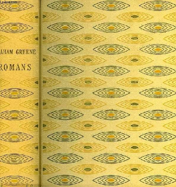 ROMANS: ROCHER DE BRIGHTON, LA PUISSANCE ET LA GLOIRE, LE FOND DU PROBLEME, LA FIN D'UNE LIAISON