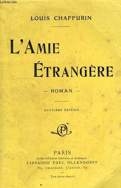L'AMIE ETRANGERE