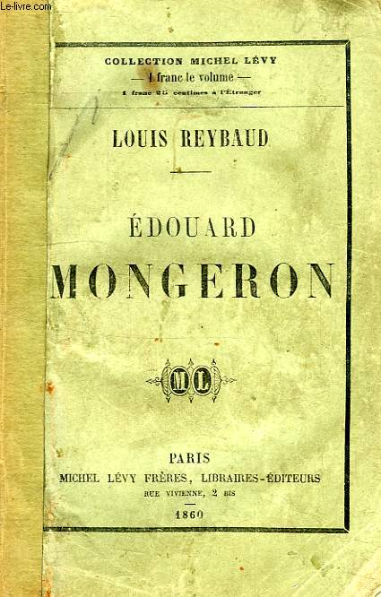 EDOUARD MONGERON