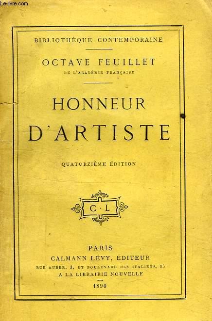 HONNEUR D'ARTISTE