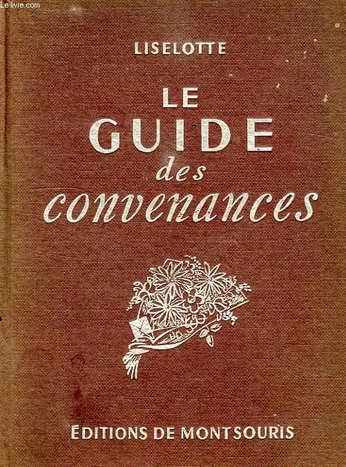 LE GUIDE DES CONVENANCES