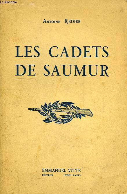 LES CADETS DE SAUMUR