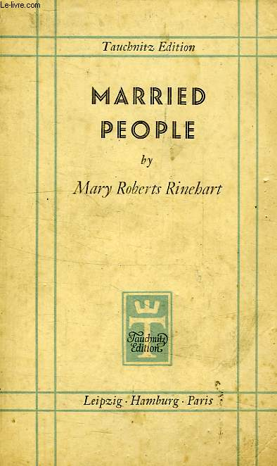 MARRIED PEOPLE (N° 5315)