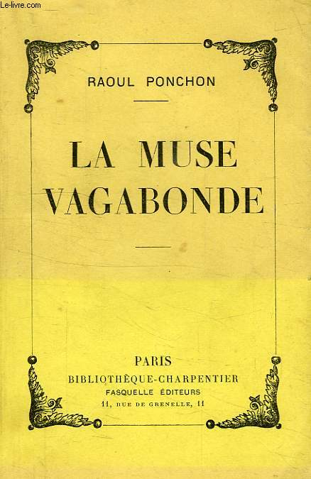 LA MUSE VAGABONDE