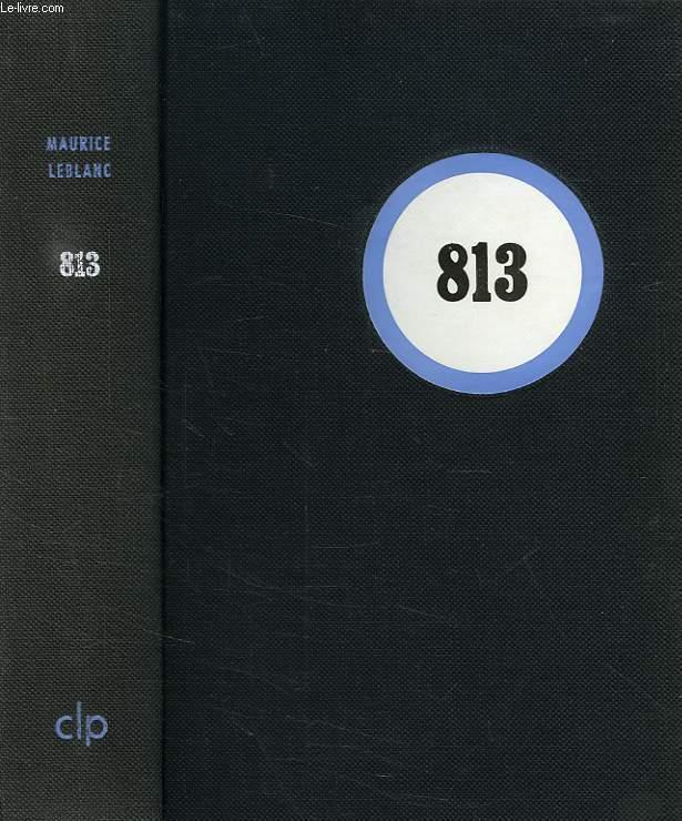813 (HUIT CENT TREIZE)