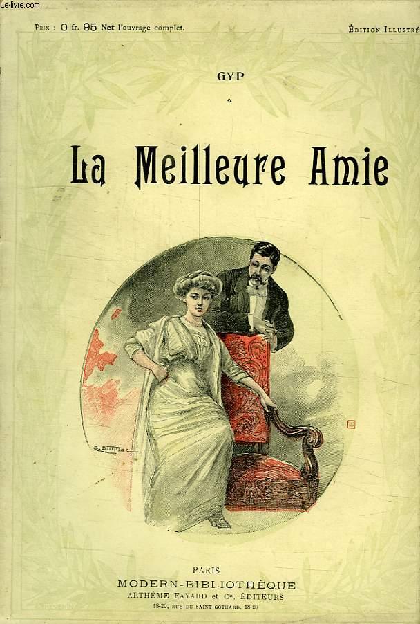 LA MEILLEURE AMIE