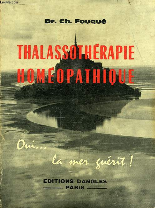 THALASSOTHERAPIE, HOMEOPATHIQUE