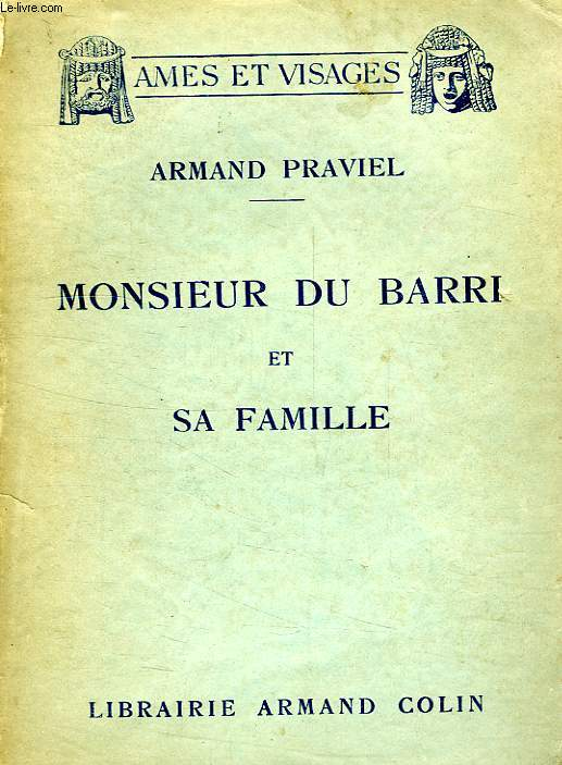 MONSIEUR DU BARRI ET SA FAMILLE