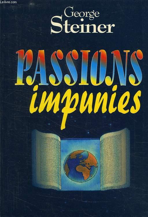 PASSIONS IMPUNIES