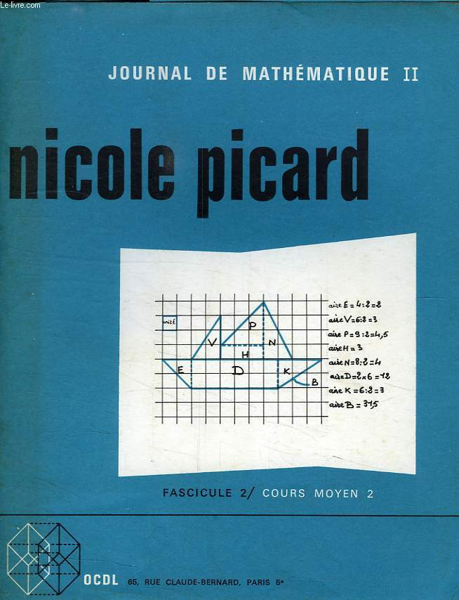 JOURNAL DE MATHEMATIQUES, II, FASC. 2 / CM2