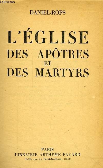 L'EGLISE DS APOTRES ET DES MARTYRS