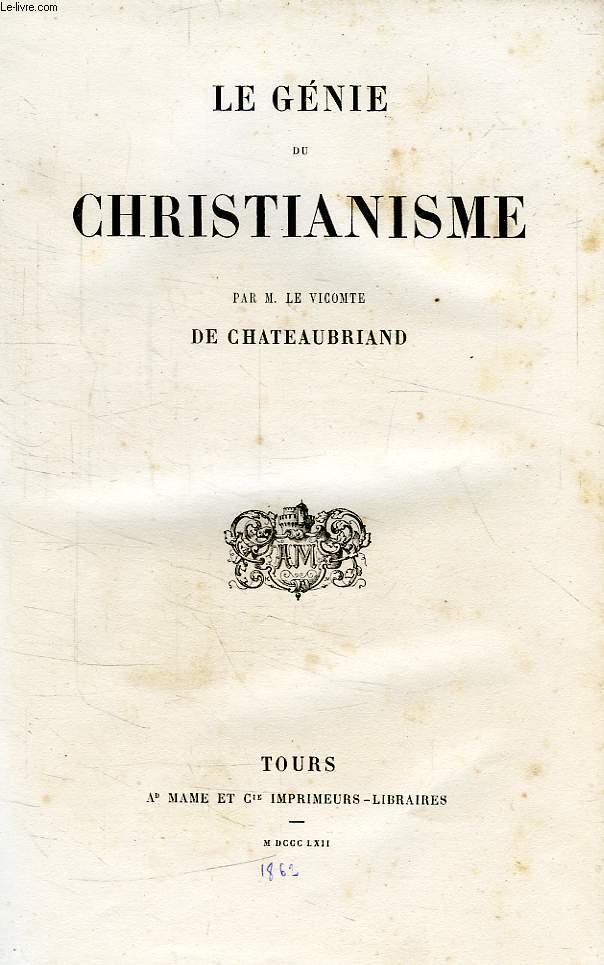 LE GENIE DU CHRISTIANISME