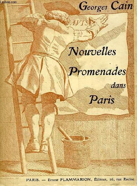 NOUVELLES PROMENADES DANS PARIS