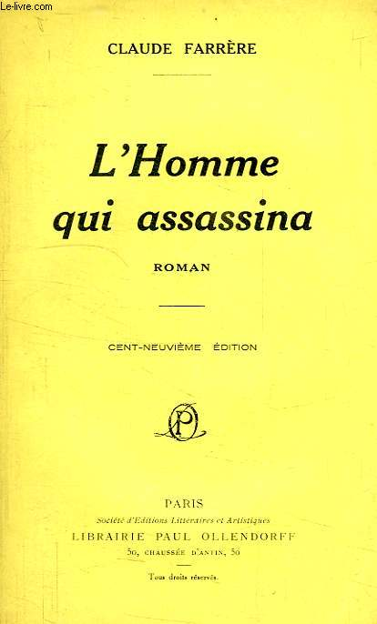 L'HOMME QUI ASSASSINA