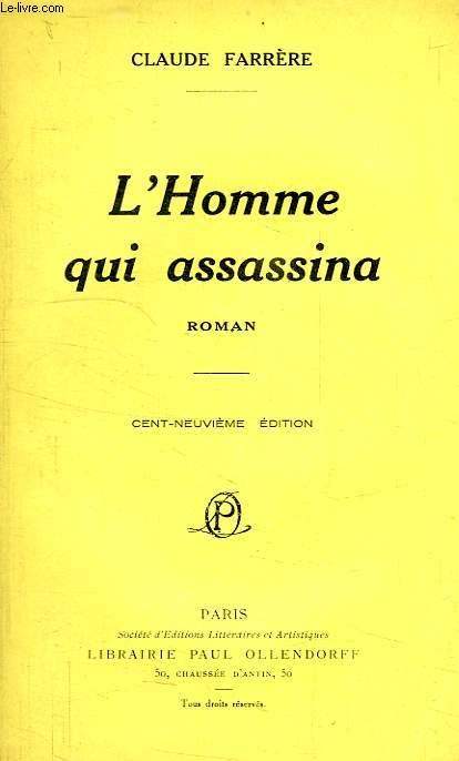 L'HOMME QUI ASSASSINA