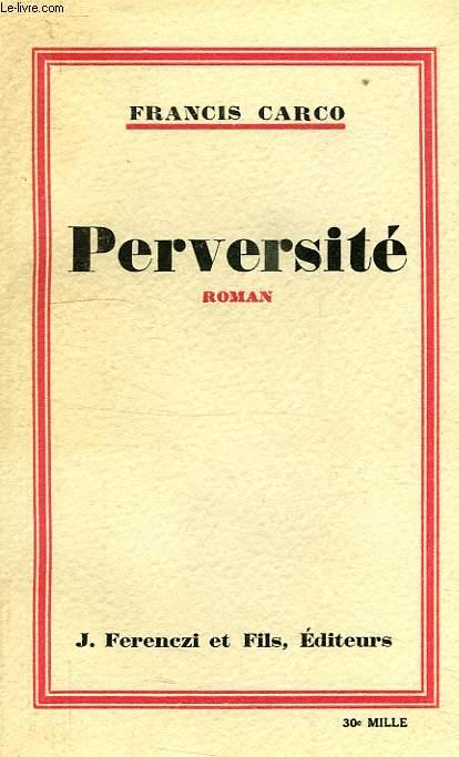 PERVERSITE