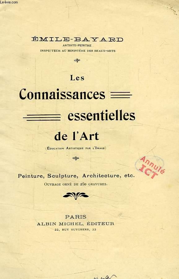 LES CONNAISSANCES ESSENTIELLES DE L'ART