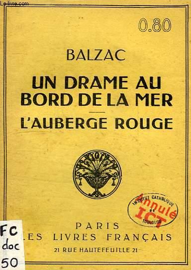 UN DRAME AU BORD DE LA MER, L'AUBERGE ROUGE