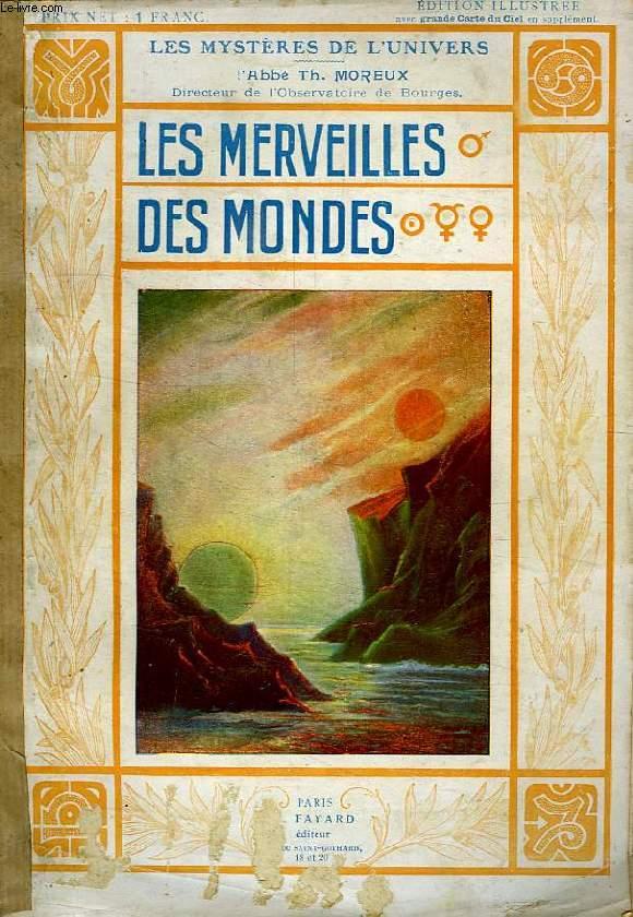 LES MERVEILLES DES MONDES